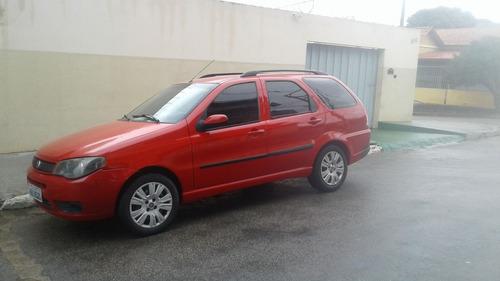 Fiat Palio Weekend 2005 1.8 Hlx Flex 5p