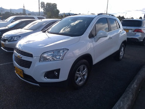 Chevrolet Tracker Lt Automática
