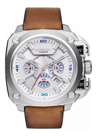 Relógio Diesel Bamf Cronógrafo Dz7357 Importado E Original
