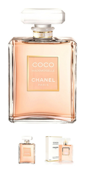 Coco Mademoiselle Chanel Edp 100ml + Amostra Brinde