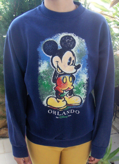 Sueter Sweater Unisex Mickey The Disney Store 7 Vrds