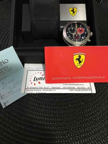 Relógio Ferrari Jumbo (original) Somente Máquina (s/ Puls)