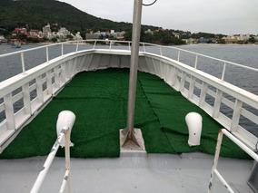 Barco De Madeira Traineira