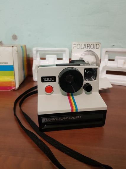 Polaroid 1000 Zero Nunca Usada - De 1980