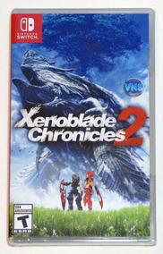 Jogo Xenoblade Chronicles 2 Nintendo Switch Mídia Física
