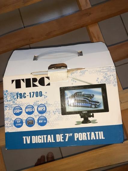 Tv 7 Polegadas Trc