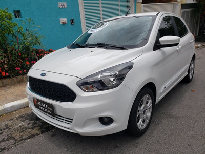 Ford Ka 1.0 Sel Flex 5p 2017