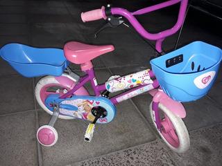 Bicicleta Barbie Rod. 12 Original