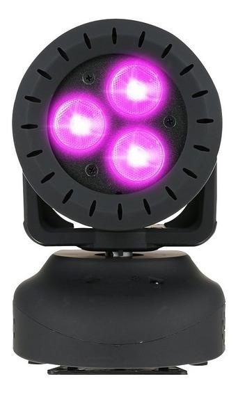 Projetor De Luz 3 Leds 3w 4 Em 1 - Planet Move - Pls