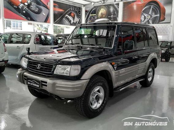 Hyundai Galloper Exd 3.0 V6 4p