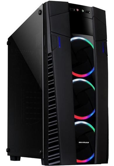Pc Gamer Pentium G5400 8º Ger. 8gb Ssd Geforce Gtx 1050 Ti