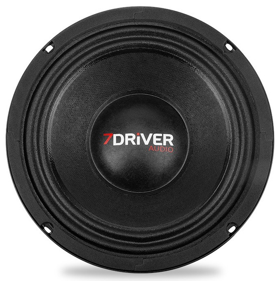 Woofer 6 Polegadas Mb 400 S 400w 8 Ohms 7 Driver