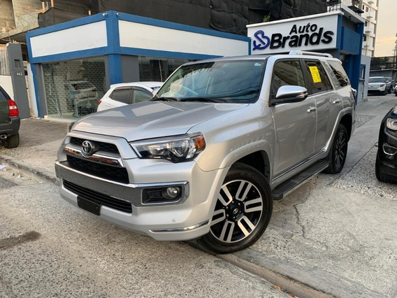 Toyota 4runner Limited 2016 Us$36,900.00