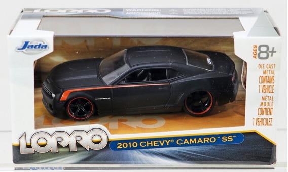 Miniatura Jada - 2010 Chevy Camaro Ss - Psfmonteiro - 1/64