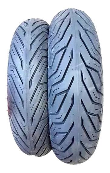 Par Pneu Citycom Michelin 130/70-16 + 110/70-16 City Grip