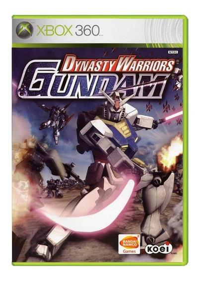 Dynasty Warriors Gundam 1 - Xbox 360 - Usado - Original