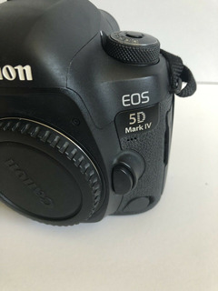 Camara Canon Eos 5d Mark Iv 30.4mp Digital Slr