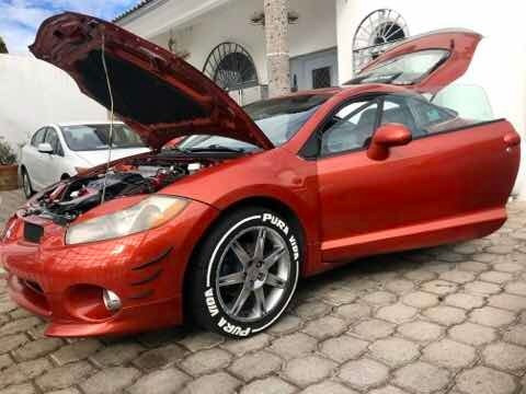 Mitsubishi Eclipse Gt Std Sam Coupe Mt 2007