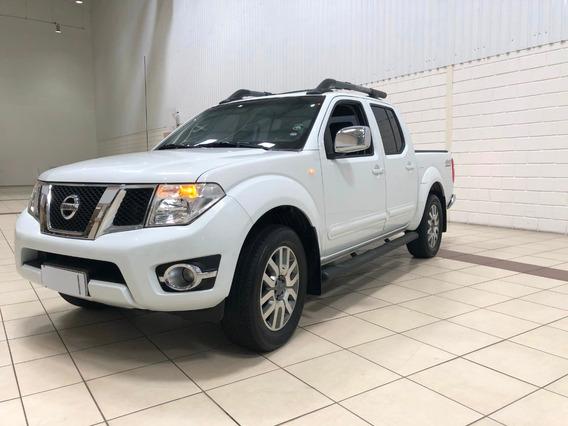 Nissan Frontier Frontier Sl 4x4 Diesel Automático