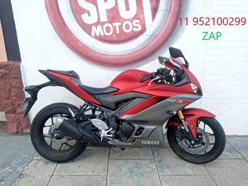 Yamaha R3 2020 Vermelha
