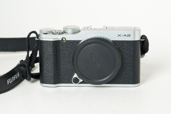 Câmera Fujifilm Xa2 Somente O Corpo