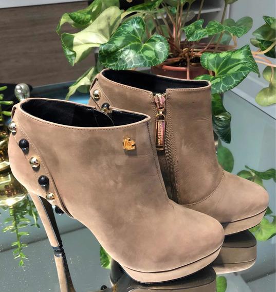 Ankle Boot Lança Perfume