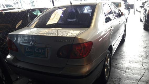 Toyota Corolla 2003 1.8 16v Xei 4p
