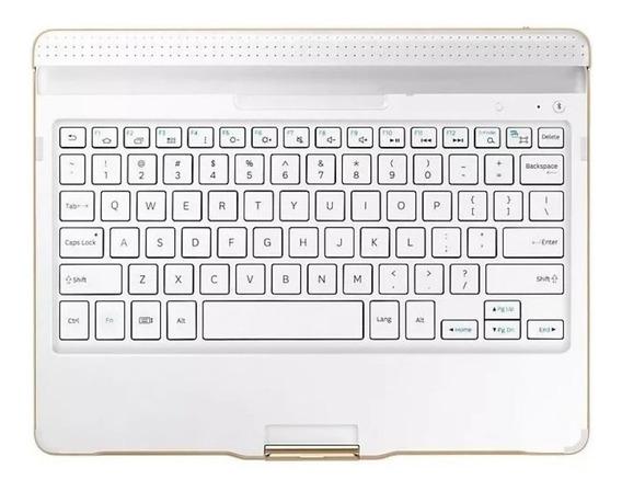 Teclado Bluetooth Tab S 10.5 Samsung Branco Vitrine 1