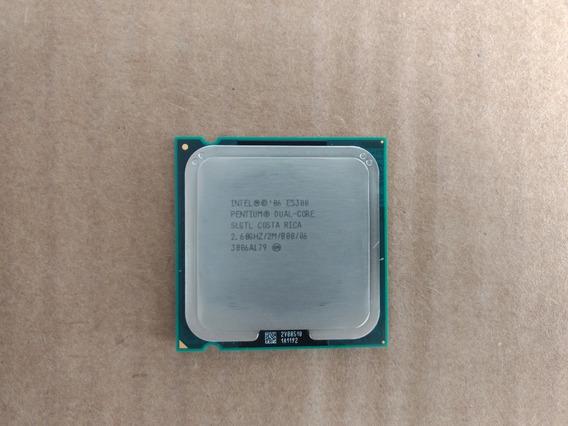Processador Intel Dual Core E5300 2.6ghz 2m 800 - Frete Free