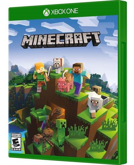 Minecraft Xbox One - Mídia Física - Nacional - Lacrado