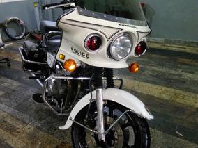 Kawasaki Kz1000 Police Kz