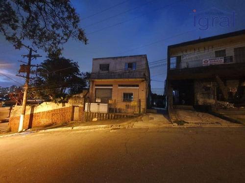 Imagem 1 de 10 de Sobrado À Venda, 300 M² Por R$ 2.000.000,00 - Cidade Vargas - São Paulo/sp - So0446