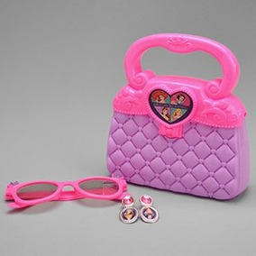 Kit De Beleza C/ Acessórios Princesas 30986 - Toyng