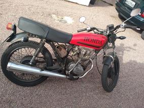 Honda Honda Cg 1982