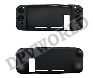 Estuche Nintendo Switch Protector Silicona Completo Consola