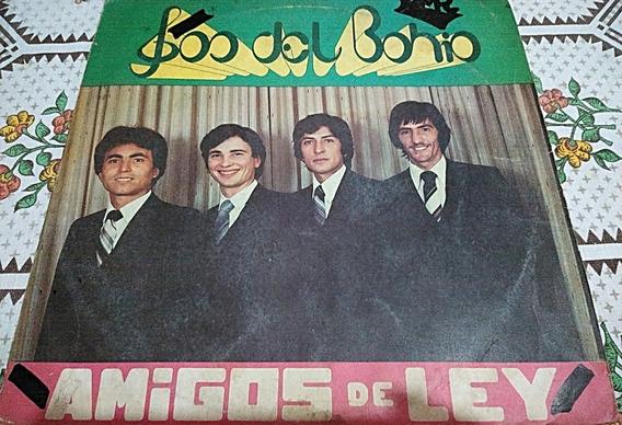 Los Del Bohio / Amigos De Ley - Vinilo Lp.