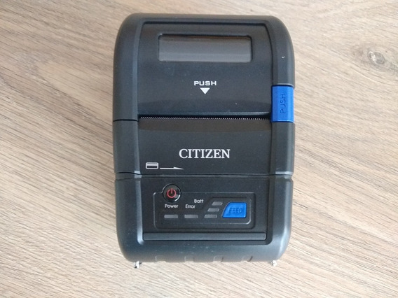 Mobile Impressora Térmica Citizen Cmp-20btu Usb Bluetooth