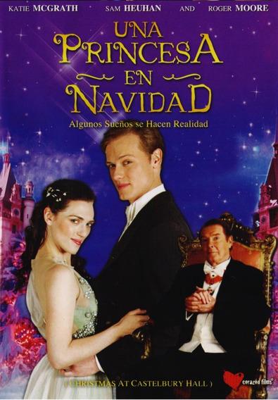 Una Princesa En Navidad Princess For Christmas Pelicula Dvd