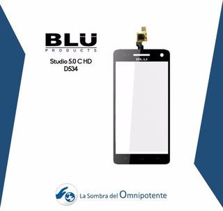 Mica Tactil Blu Studio 5.0 C Hd D534 D534u Tienda