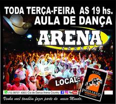 Aulas De Dança Sertanejo E Country_cia Arena_pagliato