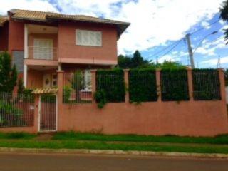 Casa Em Campestre Com 3 Dormitórios - Vr23005