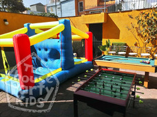 Excelente Salon Para Fiestas Infantiles Baby Showers