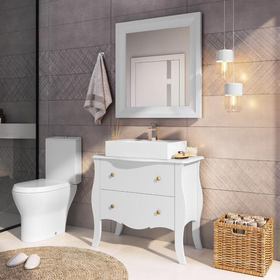 Gabinete Para Banheiro Class Artemobi