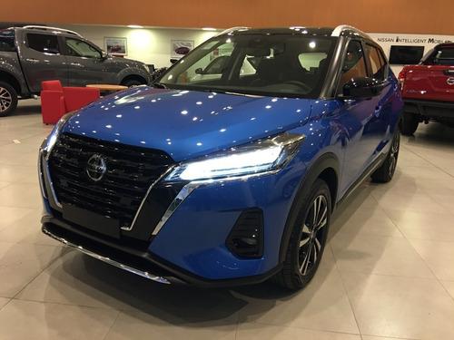 Nueva Nissan Kicks Exclusive Cvt  1.6 Motor Cadenero
