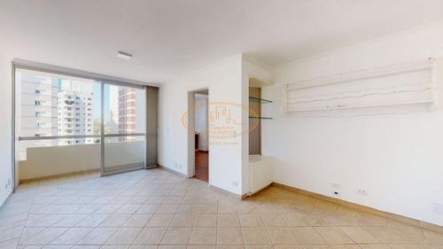 Apartamento  Com 1 Dormitório(s) Localizado(a) No Bairro Itaim Bibi Em São Paulo / São Paulo  - 12821:919369