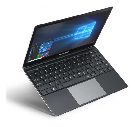 Notebook Legacy Windows 10 4gb 64gb Pol.dual Core Multilaser