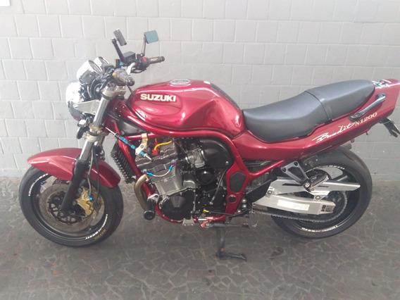 Suzuki Bandit 1200 N 2000 Japonesa