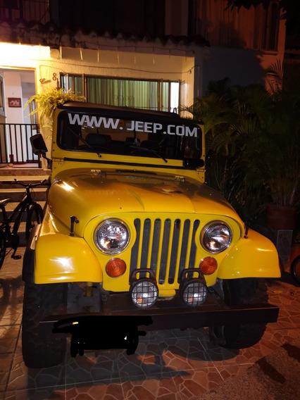 Jeep Cj Cj 1978