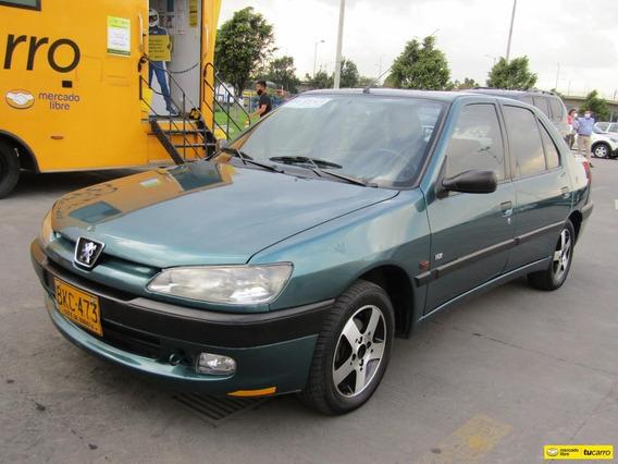 Peugeot 306 Sd Nx Mt 1.4