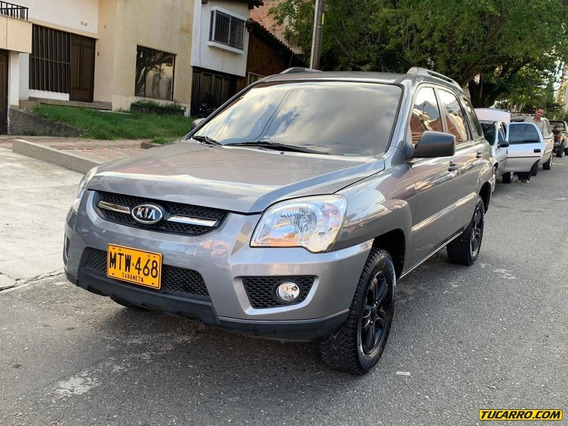 Kia New Sportage Fq 2000 4x2 Mt Full